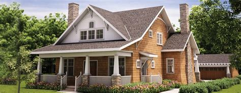 Single Car Garages Home Of Idesign Home Plans Cottage Craftsman Bungalow