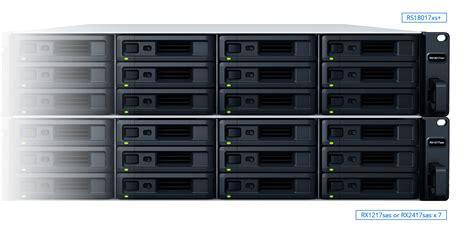 Expansion Units Synology Rx2417sas rackstation rs18017xs synology inc
