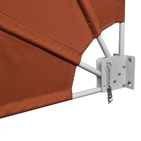 tenda per terrazzo articoli per patio tenda pieghevole antivento per terrazzo