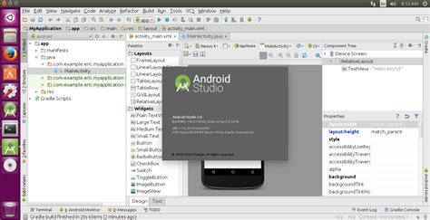install android studio on ubuntu android er install android studio 2 0 on 64 bit ubuntu 15 10 with ubuntu make umake