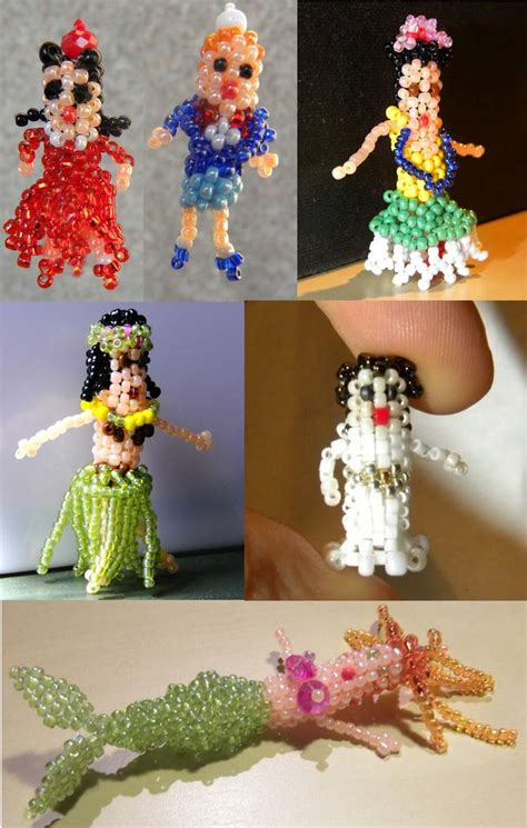 beaded doll 17 best images about 3d beading on gilbert o