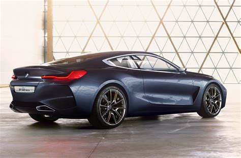 bmw 8 series 2018 bmw concept 8 series heralds production version s arrival