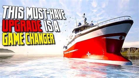 boat engine upgrades fishing barents sea boat upgrades engine 3 no cheats