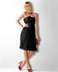 Black bridesmaid dresses black bridesmaid dresses with red shoes