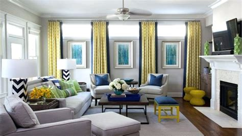 brown and blue living rooms brown blue and yellow living room nurani