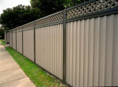 color bond 2018 how much does colorbond fencing cost cost guide