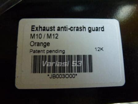 Koso Anti Crash Warna Hitam toko variasi 53 aksesoris motor variasi motor dan racing parts motor koso exhaust