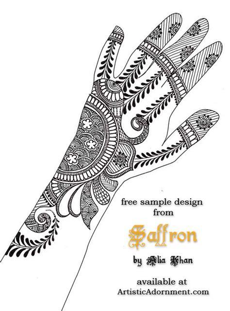 henna design by alia khan saffron designs for eid by alia kahn artistic adornment