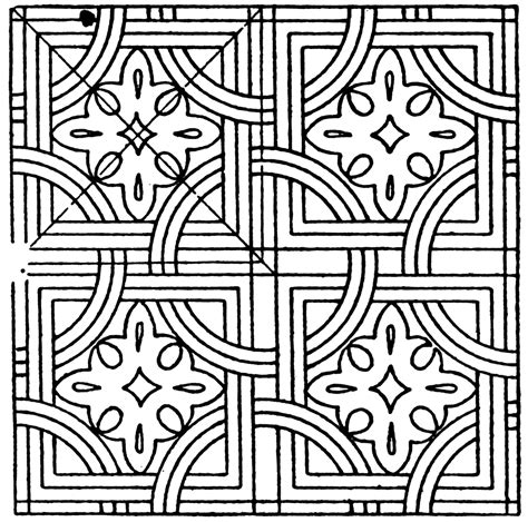 mosaic pattern clipart marble mosaic circle pattern clipart etc