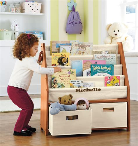 sling bookcase with storage giveaway one step ahead 100 gift certificate