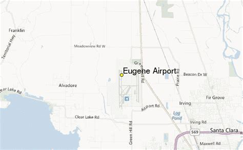 eugene airport weather station record historical weather