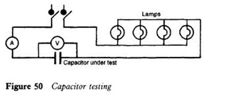 how to test a capacitor for a refrigerator refrigerator electrical test procedures refrigerator troubleshooting diagram