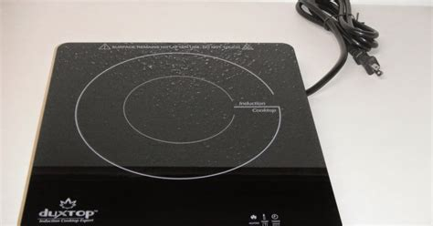 induction hob do you need special saucepans britsy s reviews review duxtop portable induction cooktop
