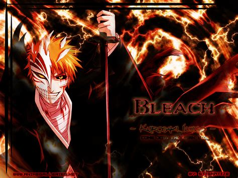 anime bleach background  ipad air  cartoons wallpapers