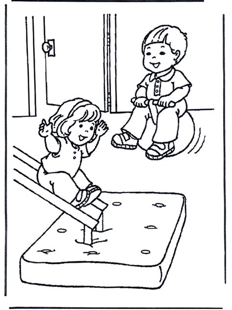 coloring pages play play children coloring page