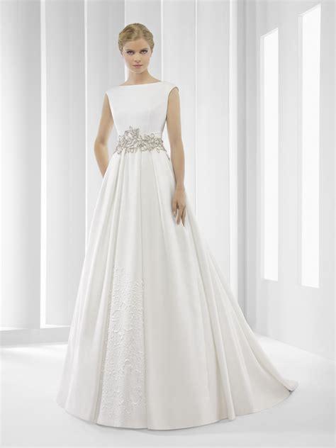 imagenes de vestidos de novia sin escote los mejores vestidos de novia del 2016 el blog de ana suero