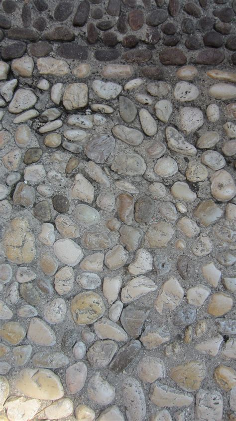Creative Wallpaper strassenpflaster aus runden steinen cc content