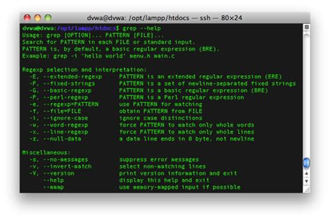 tutorialspoint unix commands unix command to check operating system version