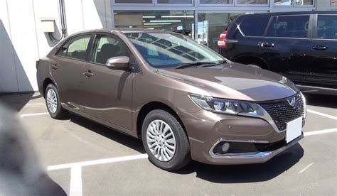 Toyota Allion 2016 New Toyota Allion A18 Quot G Package Quot Exterior