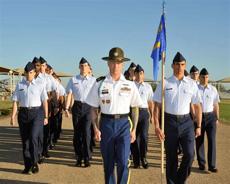 what is after basic training in air force army drill sergeant pushes bmt flight gt joint base san