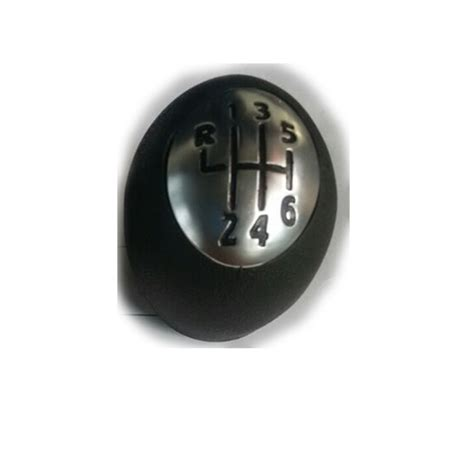 6 Speed Gear Shift Knob by Fast Free Shipping High Quality For 2015 New 6 Speed Gear Knob Shift Stick For Renault For