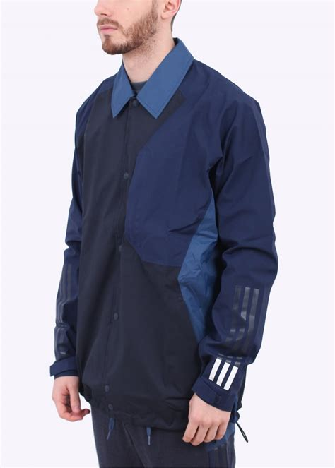 white bench jacket adidas originals x white mountaineering bench jacket navy