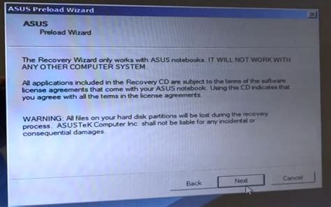 Asus Laptop Screen Goes White asus laptop has white screen on startup how to fix it