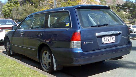mitsubishi station wagon file 1998 mitsubishi magna tf altera ls station wagon