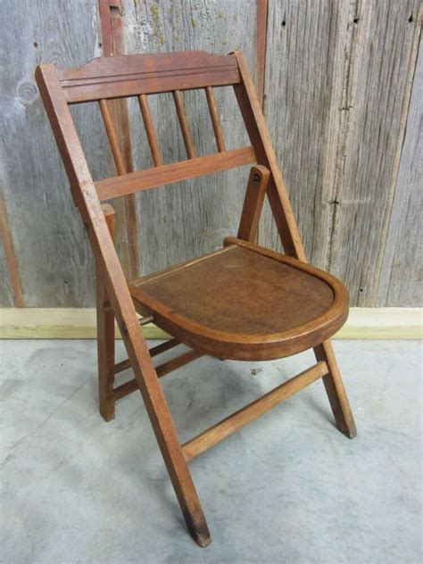 vintage folding wooden chairs vintage wooden folding chair gt antique table stand