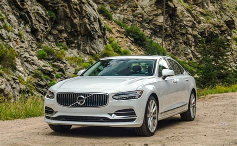 2019 Volvo In Hybrid by 2019 Volvo S90 T8 Hybrid Redesign Review And Price 2019