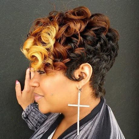 Black Colored Hairstyles by Colored Hairstyles For Black