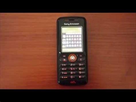 Flexibel Sony Ericsson X200 sony ericsson w200