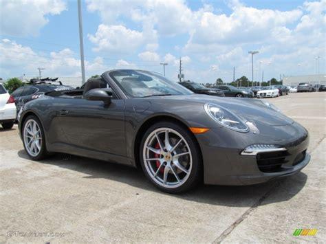porsche agate grey agate grey metallic porsche 911