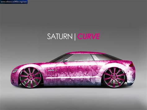 car paint saturn curve concept car 2005 cars pictures