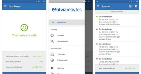 malwarebytes for android tablet malwarebytes anti malware for android free cleaning apps
