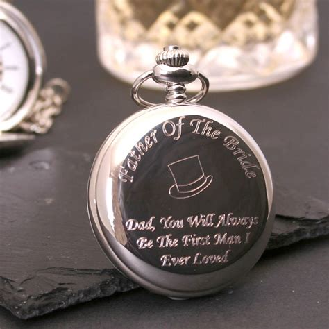 wedding watches engraved wedding pocket gift by giftsonline4u