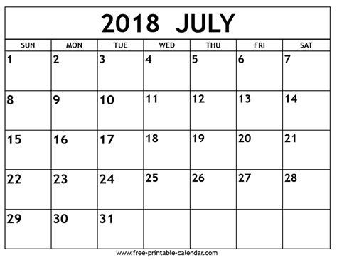 printable calendar 2018 october 2016 calendar pdf excel july calendar 2018 printable pdf happyeasterfrom com