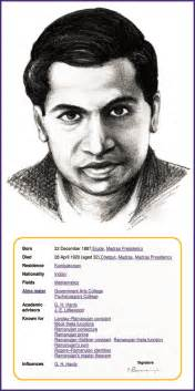 The Who Knows Infinity Srinivasa Ramanujan Iyyengar Mathematics 24x7