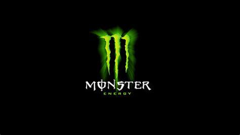 Monsters Logo 1 energy logo wallpaper wallpup