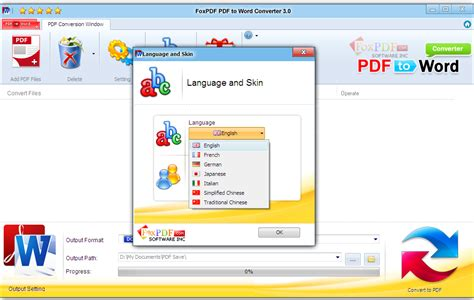 convert pdf to word windows xp pdf to word converter foxpdf pdf to word converter pdf