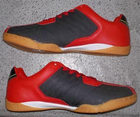 Sepatu Futsal Eagle Anfield toko jual sepatu futsal original murah unik merah