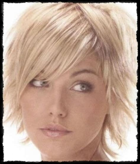 what is a good haircut for fine hair and middle age woman why short layered haircuts for fine hair are said ideal