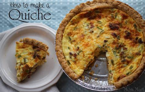 easy quiche recipe dishmaps