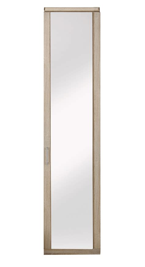 Single Mirrored Wardrobe by Florida 1 Mirrored Wardrobe Dreams