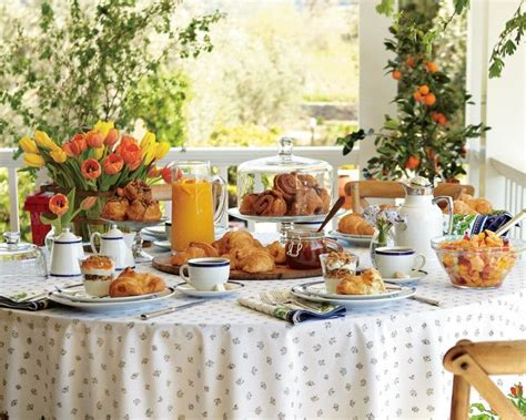 brunch table 1000 ideas about breakfast table setting on pinterest