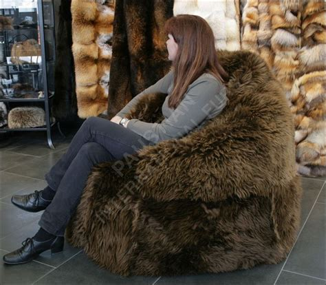 mode whisper faux fur bean bag cover 122 best images about wrap me up in fur on