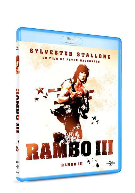 film actiune rambo 2 rambo iii blu ray disc rambo iii peter macdonald
