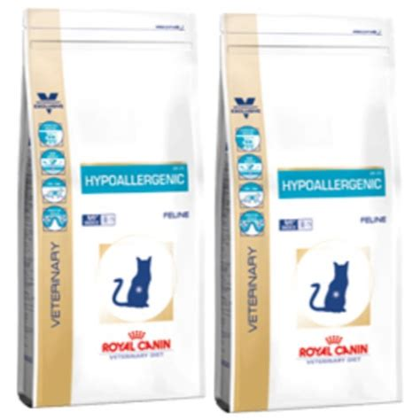 royal canin hypoallergenic food royal canin veterinary diets hypoallergenic dr 25 cat food from 163 27 40 waitrose pet