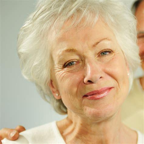 hairstyles for for the elderly short hair styles for seniors