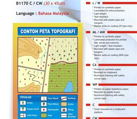 contoh layout peta topografi md support marketing contoh peta topografi